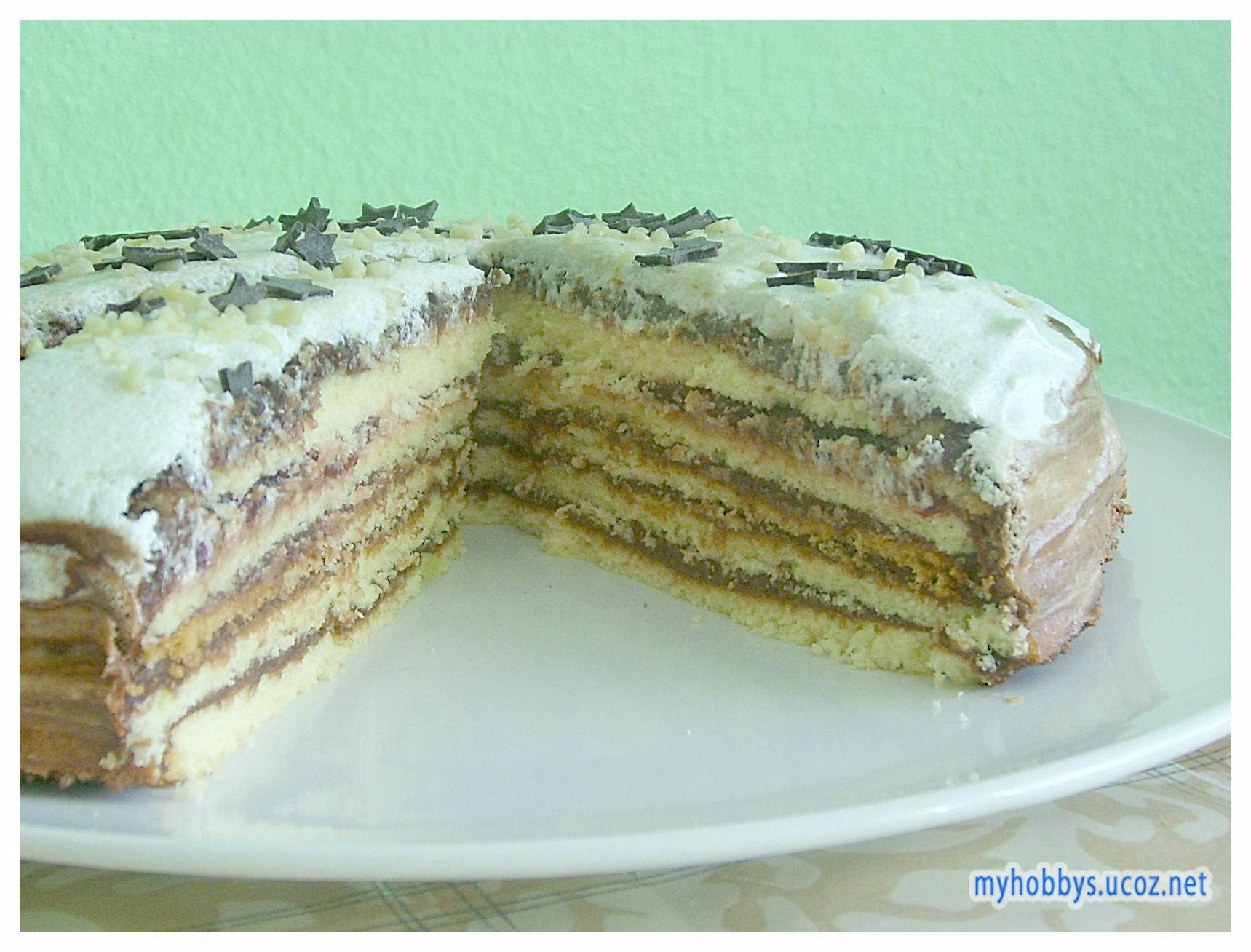 "Торт ""Принц Регент"""